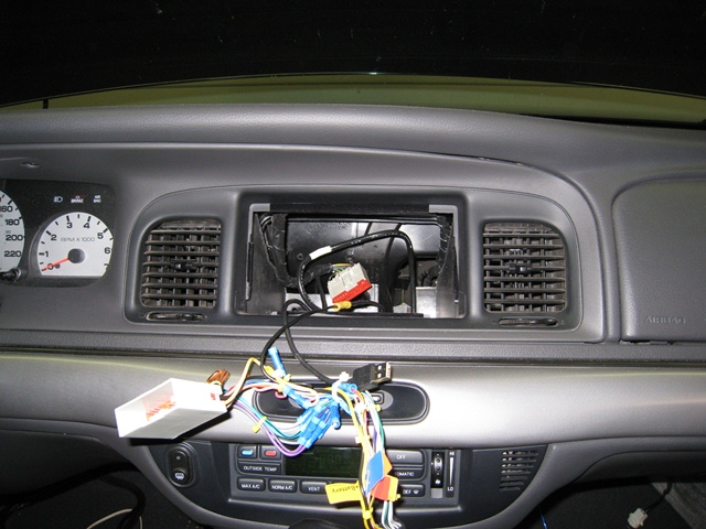 How's The Stock Radio Wiring Mercurymarauder Forums